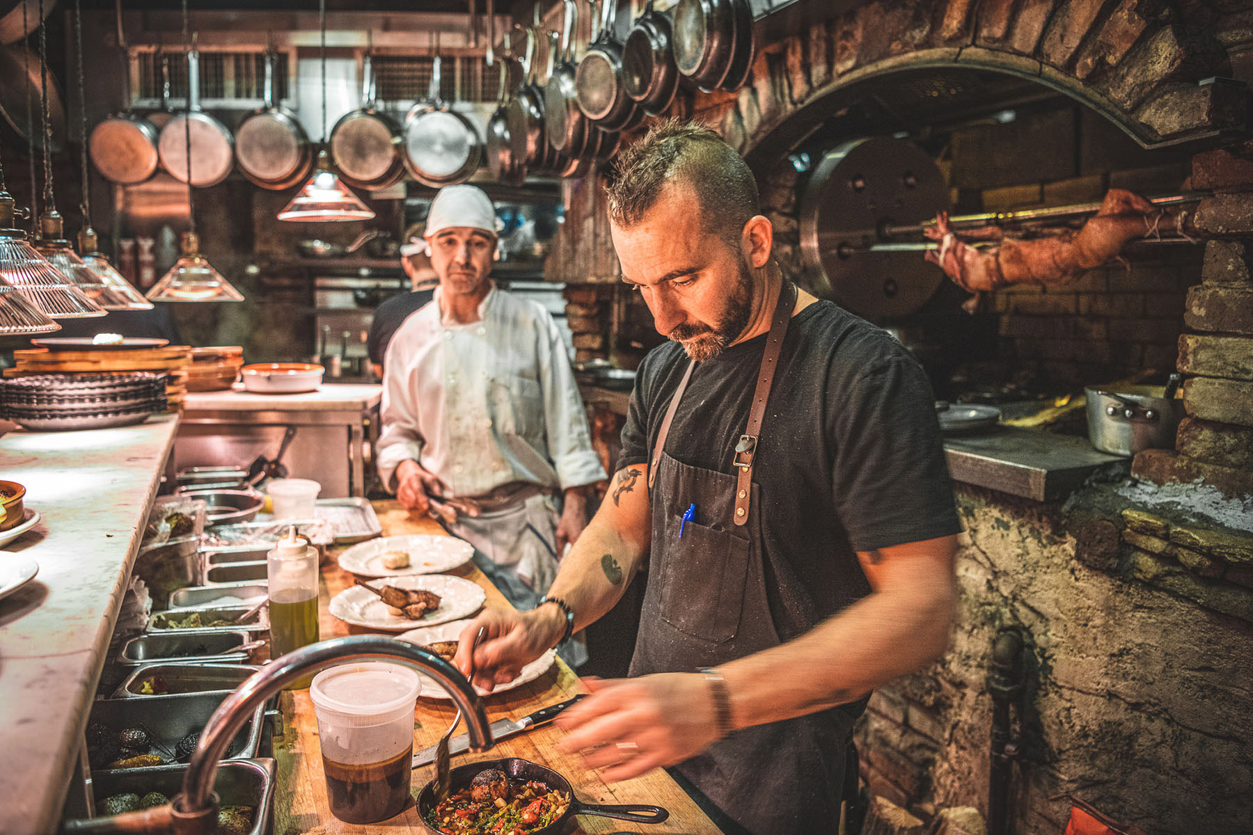 Marc Forgione: Marc Forgione & Peasant Restaurant
